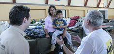 Unser Bündnismitglied HELP unterstützt Flüchtlinge in Serbien.