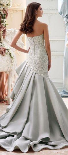 40 vestidos de novias modernos y fabulosos | Bodas
