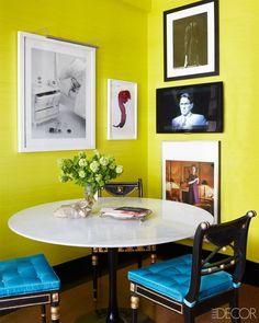 3 tökéletes színkombináció, amit többször kéne használnunk az otthonunkban
