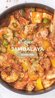 Okra Recipes, Cajun Recipes, Cooking Recipes, Haitian Recipes, Donut Recipes, Gumbo Recipes, Tagine Recipes, Salmon Recipes, Beef Recipes
