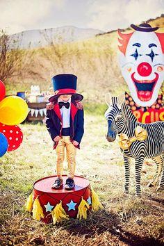 Circus Costume RingMaster Jacket Upcycled by MyaPapayaBoutique, $145.00