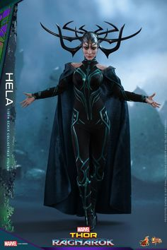 Hela by Hot Toys
