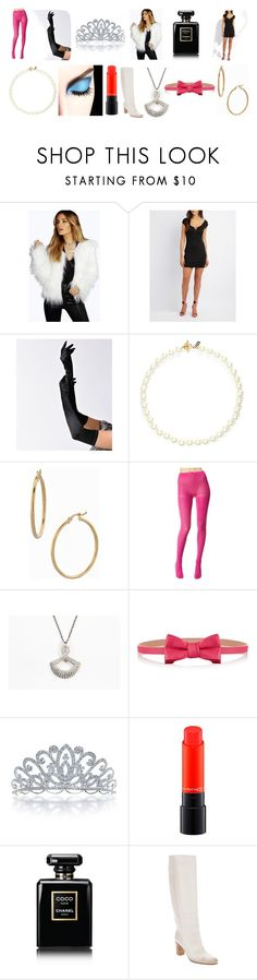 """110 sets until I've maintained my status as a Style Icon"" by chrisone ❤ liked on Polyvore featuring Boohoo, Charlotte Russe, Kenneth Jay Lane, Bony Levy, Betsey Johnson, CORO, RED Valentino, Bling Jewelry, MAC Cosmetics and Chanel"