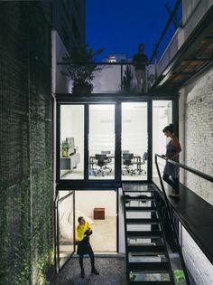 Produtora Kana, Brasil / AR Arquitetos