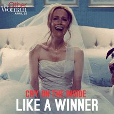 The other woman. Best movie ever