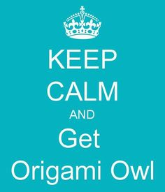 Get your favorite #OrigamiOwl jewelry today!!! Shop at www.enchantingmemories.origamiowl.com ~ Be sure to like me on Facebook www.facebook.com/enchantingmemories for exclusive specials!!!