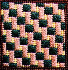 Photo of Open Plaiting Decorative Stitch