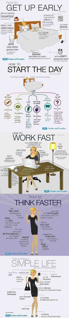 Simple ways to improve your productivity  #hacks