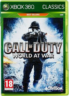 Call of Duty World at War Xbox 360 Brand New Factory Sealed  http://searchpromocodes.club/call-of-duty-world-at-war-xbox-360-brand-new-factory-sealed/