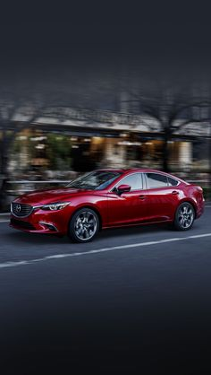 2017 Mazda 6 Sports Sedan – Mid Size Cars | Mazda USA