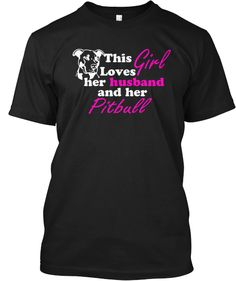 Limited Edition-Love My Husband And Pit | Teespring