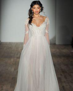 Long-Sleeve Wedding Dresses - 123 best images in 2018 | Dress ...