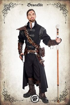 Alchemist complete set for LARP action roleplaying and