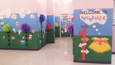 dr. seuss classroom decorations - Bing Images