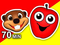 Time for a Fresh Saturday Morning Special - It's our Big Hit - The Apple is Red in 3D followed by 60 Minutes of Fruity Toons