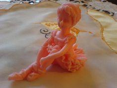 Malá mýdlová baletka Vám provoní koupelnu!