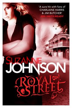 U.K. cover for ROYAL STREET