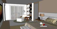 Residência SMPW #Designer #Arquitetura