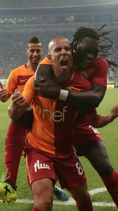 Feghouli & Gomis - Galatasaray