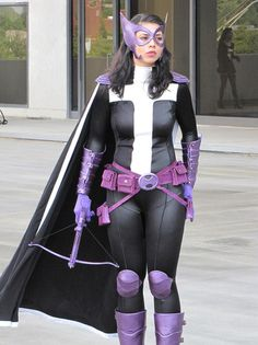 #Huntress #Cosplay