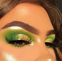 The Best mac makeup foundation - more_make_up_pintennium Green Eyeshadow Look, Colorful Eye Makeup, Makeup For Green Eyes, Eyeshadow Looks, Makeup Eyeshadow, Eyeshadow Palette, Makeup Brushes, Eyeshadows, Makeup Remover