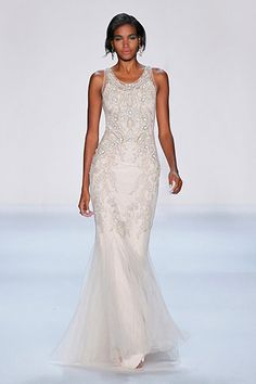 My Dream Dress- Badgley Mischka Spring 2014 Runway Show