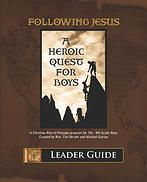 Tim Wright Ministries, Rite of Passage Program Heroic Quest for Boys