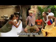 Matt Harding Dances With People in Locations Around the World That Were Picked by His Fans