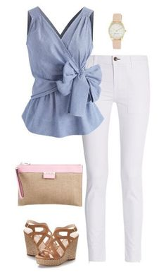 Are those white jeans in your closet just begging to be worn? Here's how to wear them for summer, complete with outfits ideas I think you'll love.
