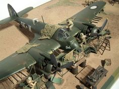 """Aussie Sons"" Green Ghosts, RAAF Beaufighter Mk.21"