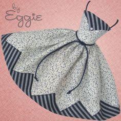 Stripe-Tease-Vintage-Barbie-Doll-Dress-Reproduction-Repro-Barbie-Clothes