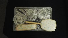 Dressing table set by CrazyladysEmporium on Etsy