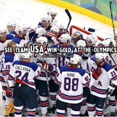 Hockey bucket list