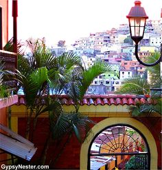 Santa Ana Hill, Guayaquil, Ecuador - See more: http://www.gypsynester.com/guayaquil.htm