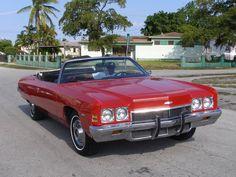 1972 Chevrolet Impala Specs, Photos, Modification Info at CarDomain Caprice Classic, Best Classic Cars, Classic Auto, Chevrolet Caprice, Classic Chevrolet, Best Muscle Cars, Chevrolet Impala, Car Show, Buick