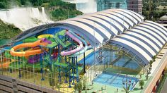 Fallsview Indoor Waterpark -- Niagara Falls, Canada