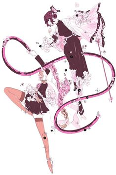 Anime Angel, Anime Demon, Manga Anime, Animes Yandere, Fanarts Anime, Anime Girl Cute, Anime Art Girl, Anime Child, Dragon Slayer