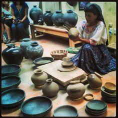 Antiguo México, Somos como Tú: #Viajeros Incansables  En San Bartolo #Coyotepec, #Oaxaca, #Mexico.