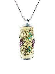 wine cork jewelry - Google Search