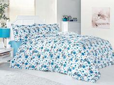 Pościel bawełniana - Brielle - 330 v3 blue
