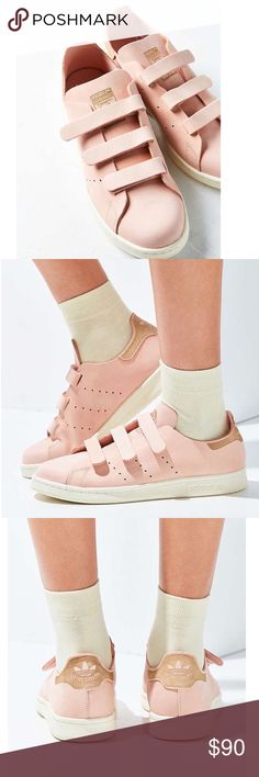 adidas   uo nubuck stan smith sneaker