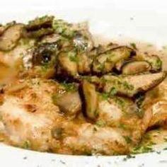 Easy crockpot recipes: Chicken Marsala crockpot recipe