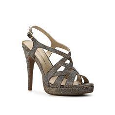 f06e65a0d2a Audrey Brooke Dorian Glitter Sandal Glitter Sandals