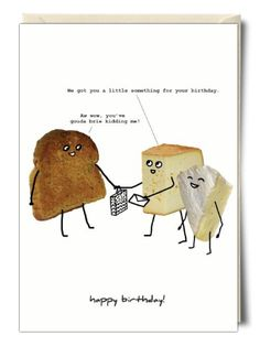 Card By Soula Zavacopoulos Funny Birthday Cards