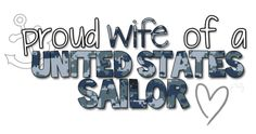 Navy Wife Graphic