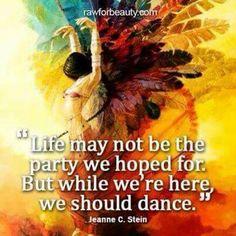 Yes, dance