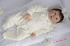 https://flic.kr/s/aHskPX2G8s | Bebê Reborn Lucy | Bebê Reborn Lucy MaRiJuBaby  by Rita de Cássia Lins