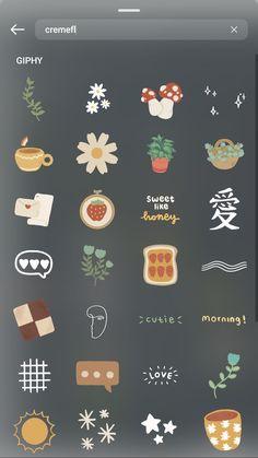 Instagram Feed Layout, Instagram Words, Instagram Emoji, Instagram Editing Apps, Iphone Instagram, Creative Instagram Stories, Instagram Story Ideas, Ig Store, Ootd Poses