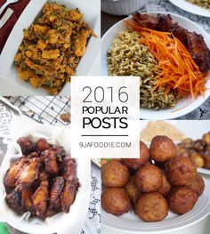 Can you believe it is 2017 already? 2016 was a busy year for us at the head quarters. It was especially busy as we put a lot Nigeria Travel, Nigerian Food, International Recipes, Hello Hello, Canning, Ethnic Recipes, African, Posts, Top
