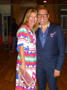 O meu amigo João Rolo foi a estrela de uma noite cheia de moda <3